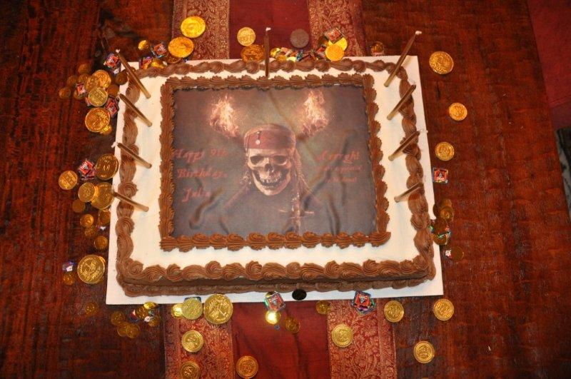 Mammakazejulias Most Awesome Pirates Of The Caribbean Birthday Party