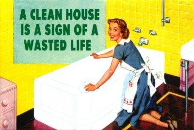 clean-house-is-a-sign-of-a-wasted-life